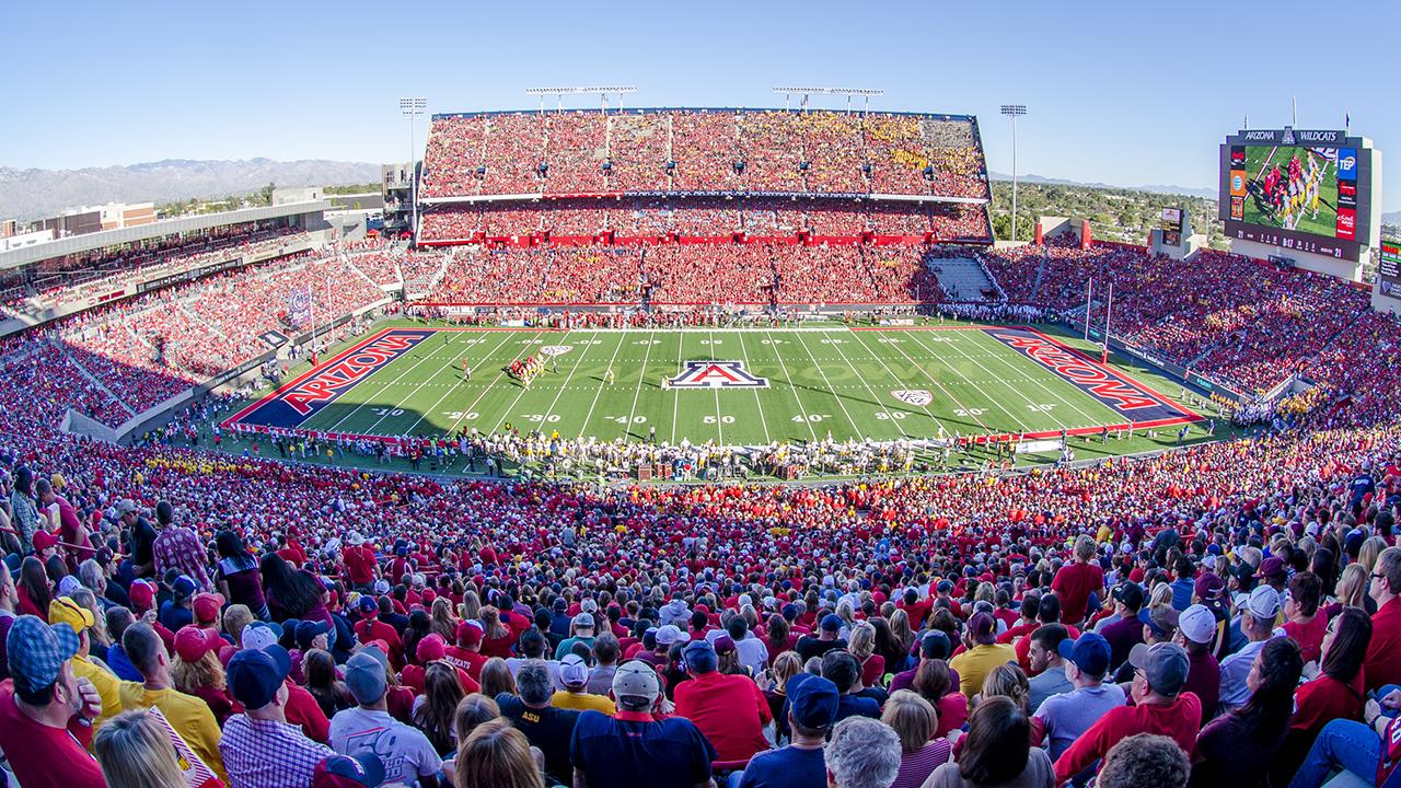 Arizona Football Stadium