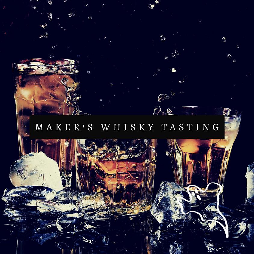 Maker's Mark Whisky Tasting + Dinner