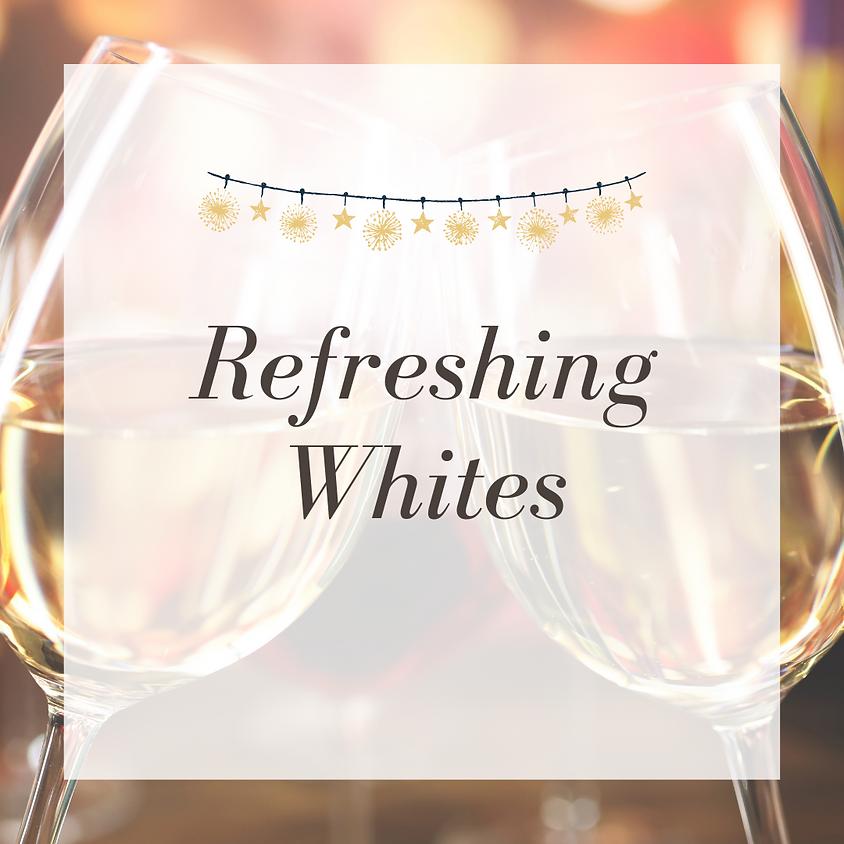 Wine Package: Refreshing Whites