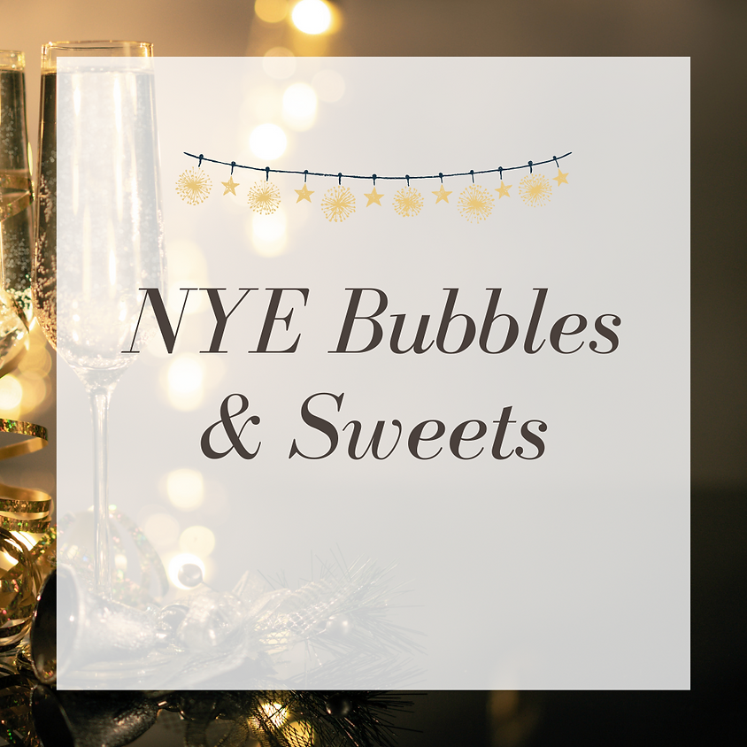 Wine Package: NYE Bubbles & Sweets
