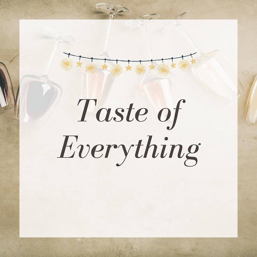 Wine Package: Taste of Everything