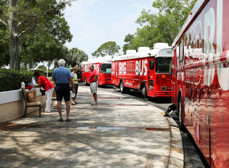 Monarch Country Club Hosts Community Blood Drive