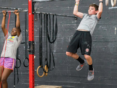 3 Reasons Why Teens Should do CrossFit