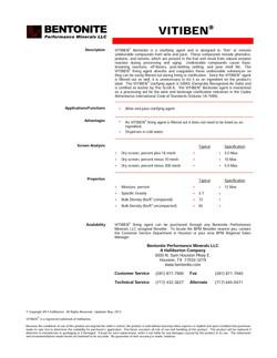 Palesa - Bentonite (GMO 해당없음)