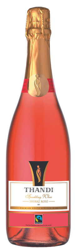 Shiraz Rose Sparkling 2013