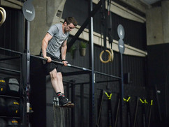 Technique Tuesday: Bar Muscle-ups