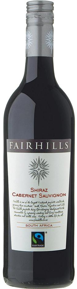 Fairhills Shiraz-Cabernet 2012