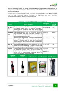 파우치 와인의 장점