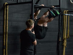 3 Reasons you struggle with Toes to Bar