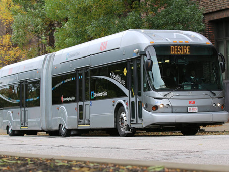 Cleveland's HealthLine gives more development bang for the buck than other transit corridors, st