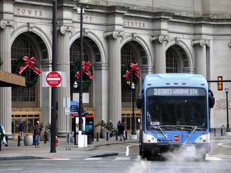 Public transit funding crucial in strengthening Ohio, report says