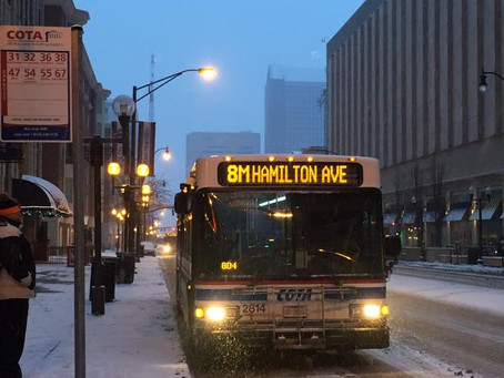 ODOT looking to send 33 percent more money to public transit