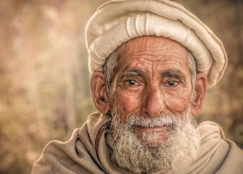 Face of Wisdom