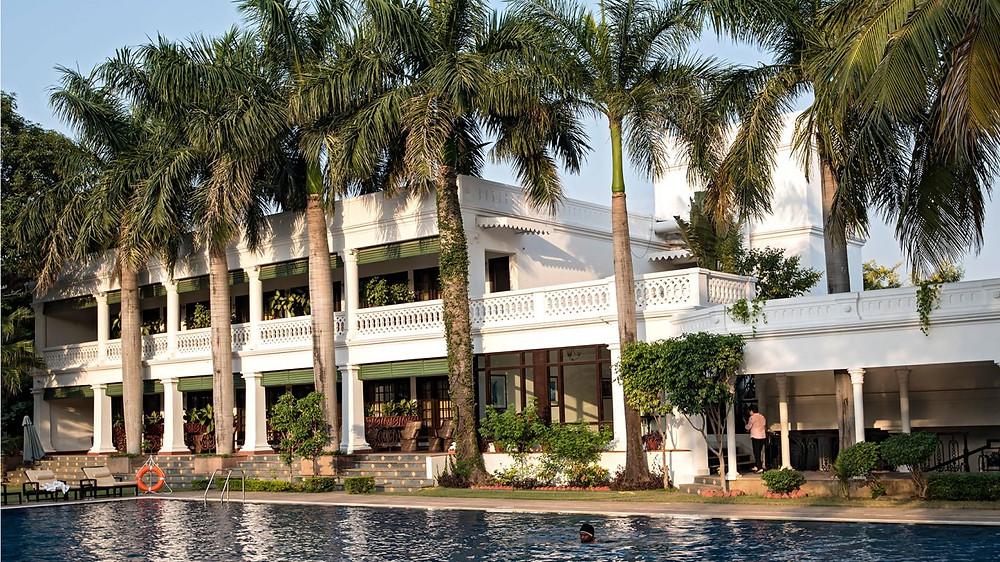 Jehan Numa Palace is one of Bhopal's finest Hotels | Nawabi style palace in Bhopal