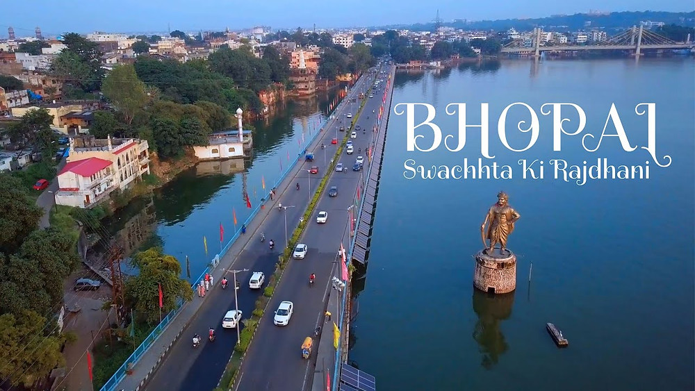 Travel Guide Bhopal | Capital of Madhya Pradesh