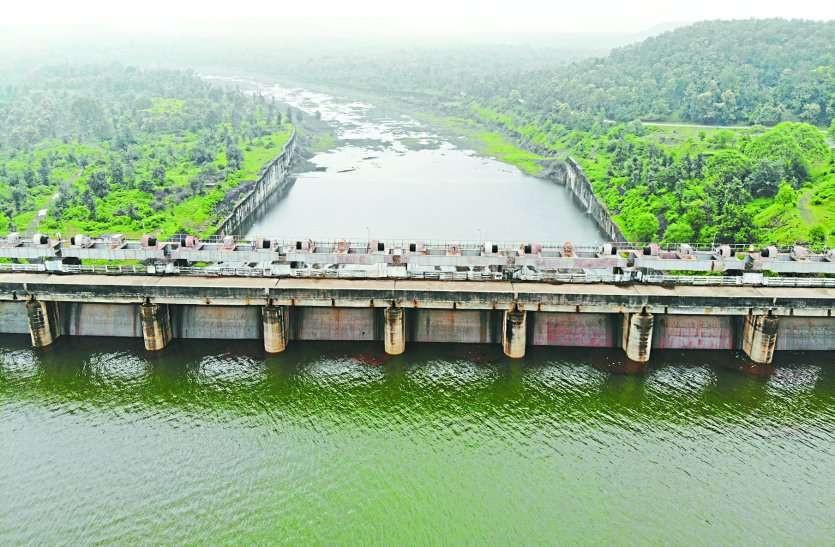 Kerwa Dam is located near Bhopal Madhya Pradesh | Must visit places in Madhya Pradesh