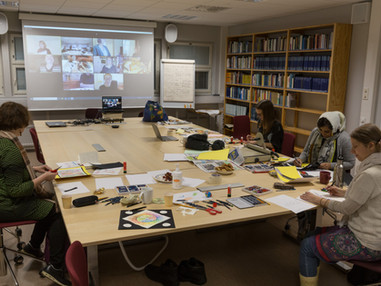 Test run: Team Finland  at work in the general practice workshop