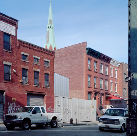 Myrtle Avenue and Troutman Street Brooklyn, NY 2013