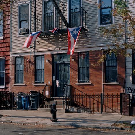 Stanhope Street Brooklyn, NY 2012