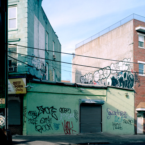 Myrtle Avenue and Stockholm Street Brooklyn, NY 2013