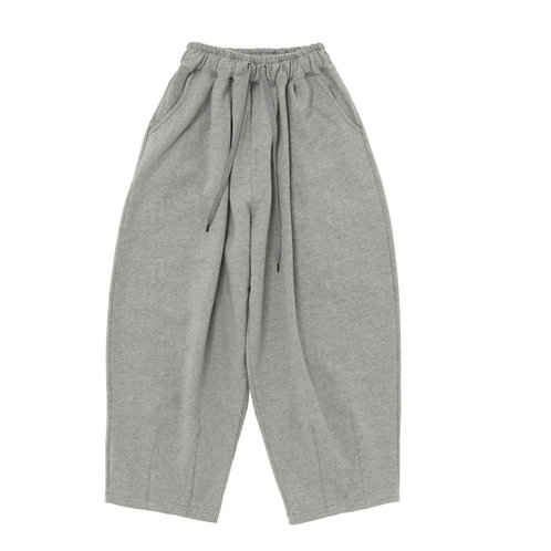 [A-NOTHING] HEAVY-TERRY BALLOON SWEAT PANTS / 2 Choices (A0017)