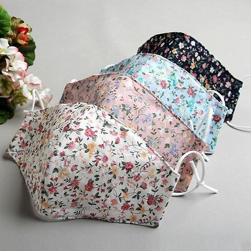 Cloth Mask - Floral Pattern (M0002)