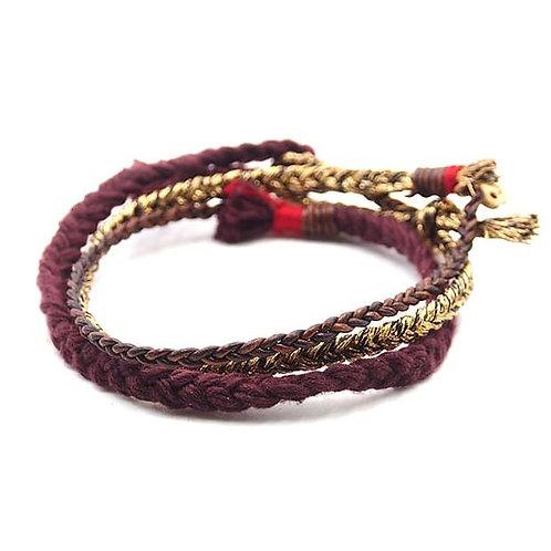 "CCNMADE Bracelet ""3MIX.JUNGHEE"" (J0042)"