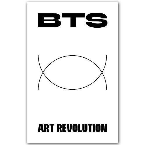 BTS Art Revolution: BTS 예술혁명 (방탄소년단과 들뢰즈가 만나다) (KOREAN ver./ENGLISH ver.)