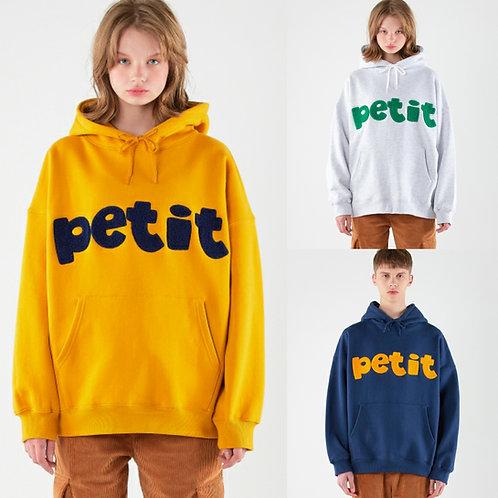 [SLOWACID] PETIT Boucle Hoodie UNISEX / 3 Colors (A0018)
