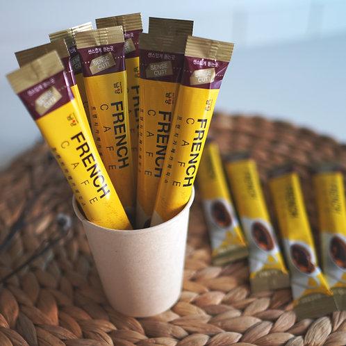[FRENCH CAFE]  Korean Premium Instant Coffee Mix 20 sticks (F0002)