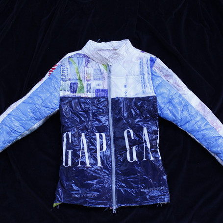 """Recycled """"Puff"""" Jackets"""