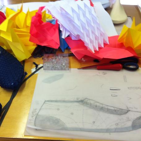 Footwear Design+Theory Internship