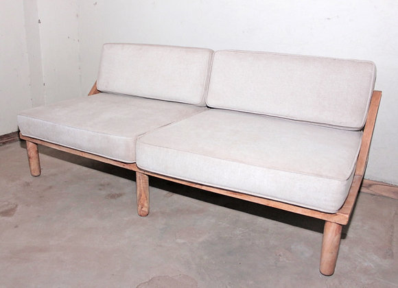 Off white Day Bed