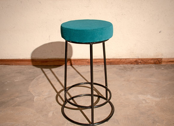 Blue  Bar stools