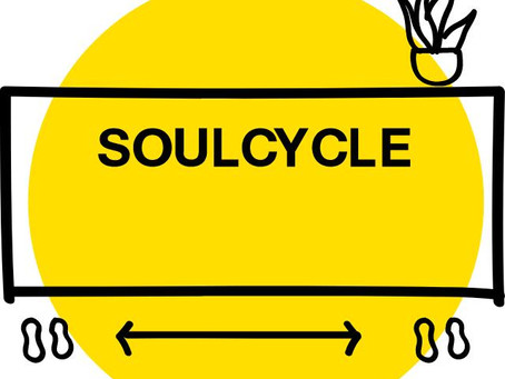 Socially Distanced SoulCycle