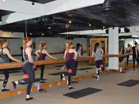 Lift, Tone, & Burn with Pure Barre & BWPE