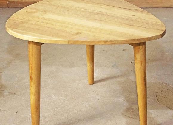 Meru Oak pectrum side table