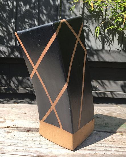 Tall Line Vase