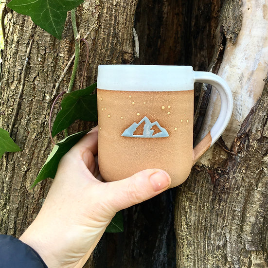 Mountain Adventure Mug