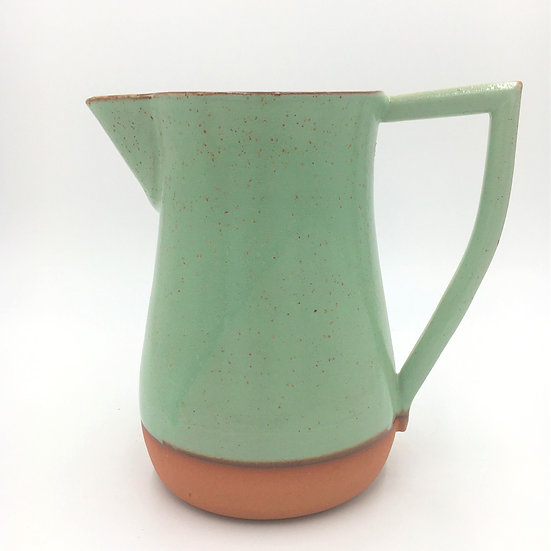 Pistachio Dipped Pitcher