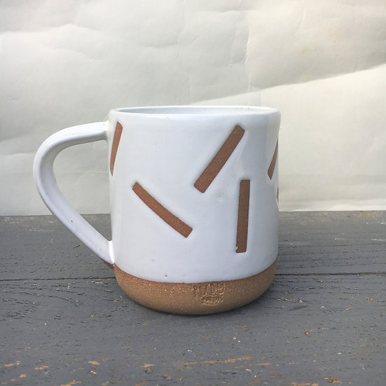 Large 16oz Confetti Mug