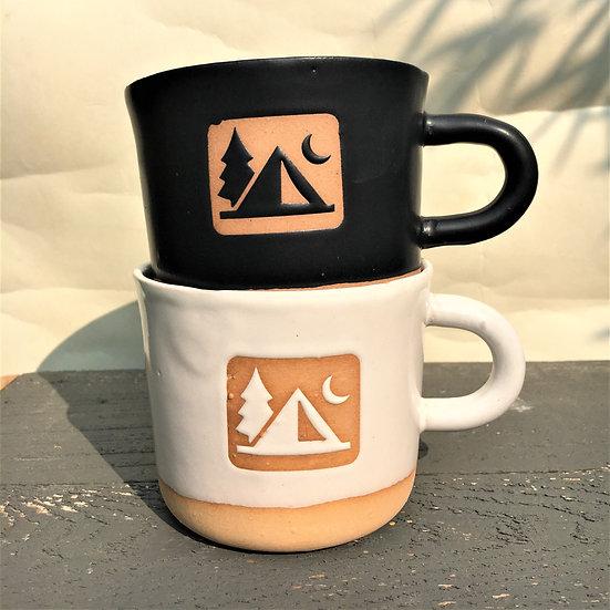 Wonky Framed Tent Mug