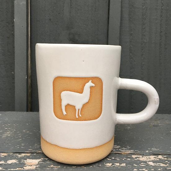 Wonky Llama Llove Mug