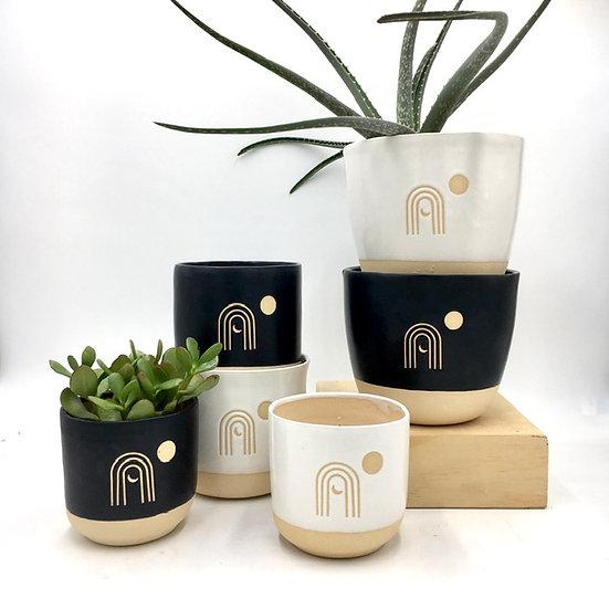 Selenelion Plant Pot
