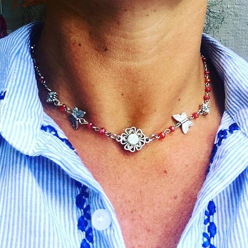 Collane rosario charms