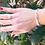 Thumbnail: Bracciale palline e nome argento e zirconi