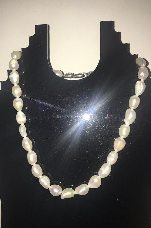 Girocollo di perle coltivate  in acqua dolce