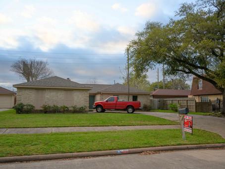 (Sold) 휴스턴 임대주택 - $190K