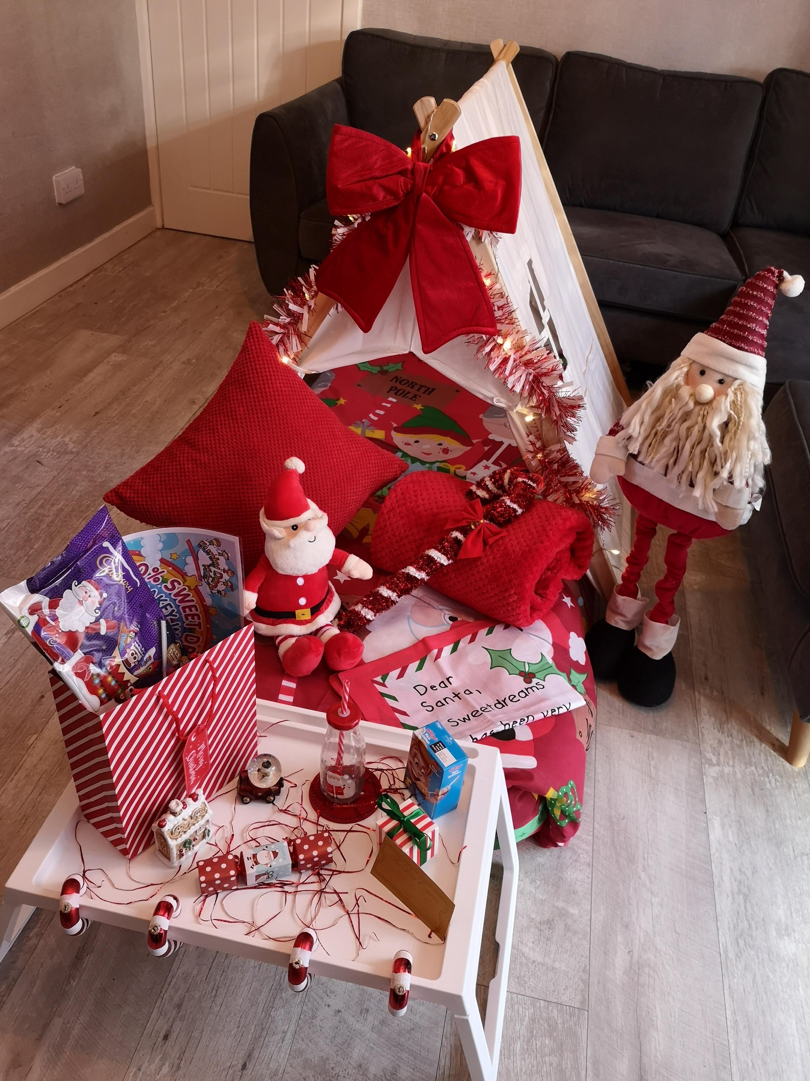 We B.E.L.I.E.V.E - Christmas Theme