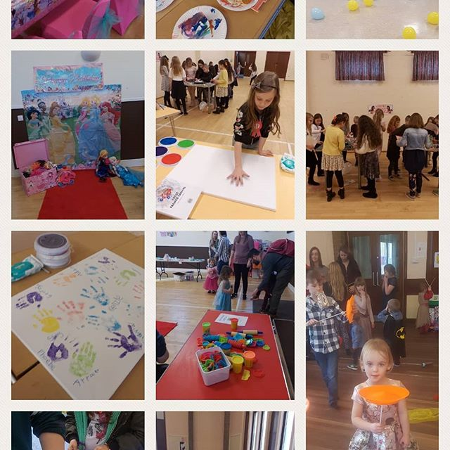 #fungalore #partythemes #arts&crafts #handprints #playdough #games #happykids #sandart #spinning pla